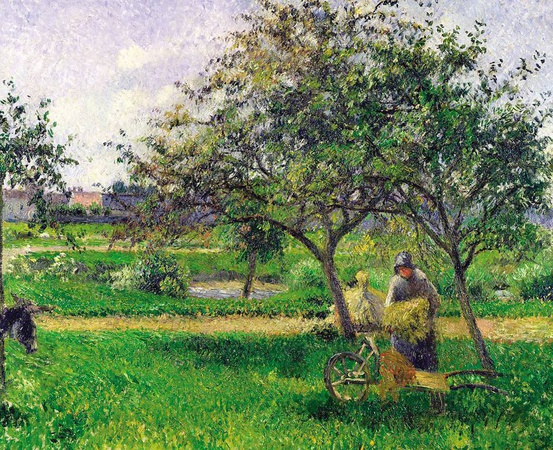 © Camille Pissarro—Bridgeman Images/Getty Images